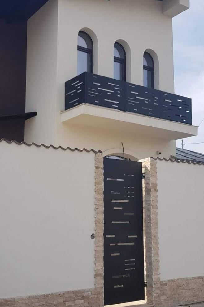 balustrada balcon model clasic