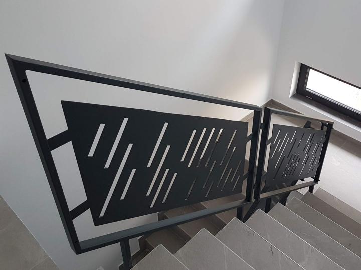 balustrade scari interioare Bucuresti