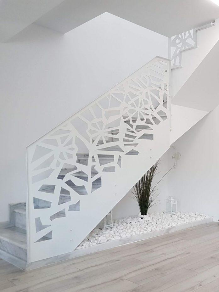 Modele balustrade & Scari interioare
