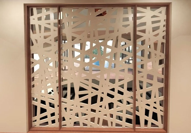 grilaj fereastra decupaje structura metalica