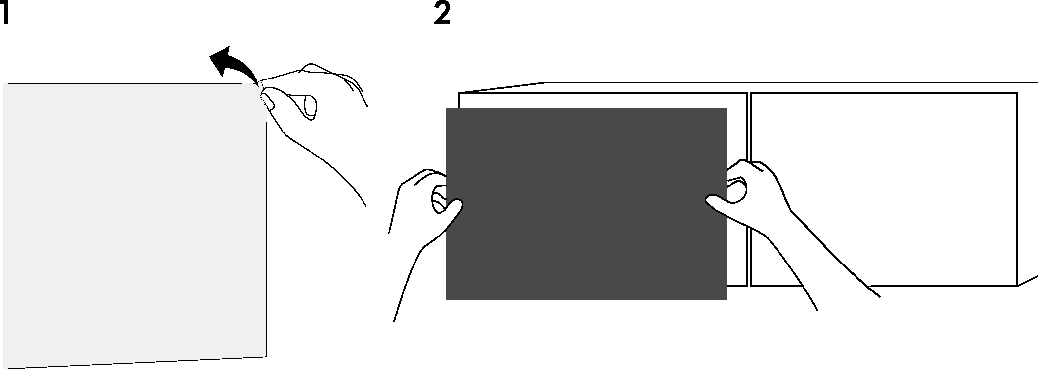 schita montaj aplicare fronturi personalizate ikea