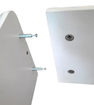 montaj masca sistem modular rame