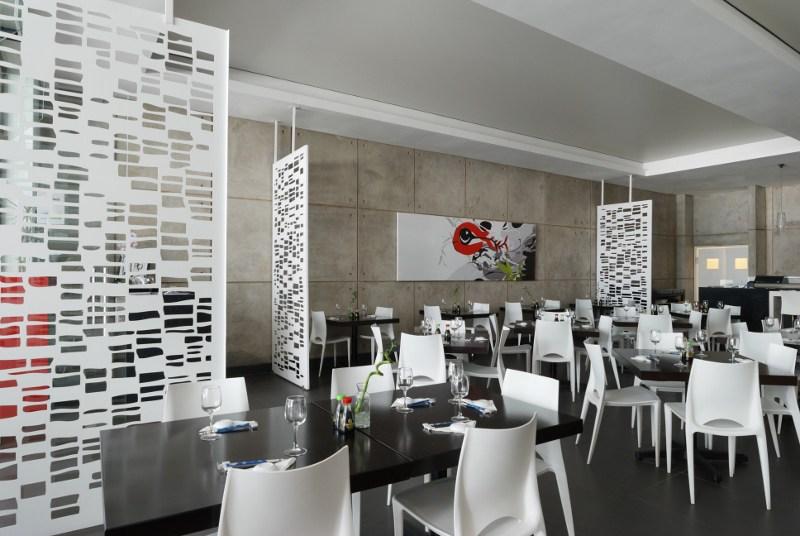 paravane decorative sala restaurant