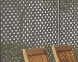 paravan decorativ grilaj despartitor curte