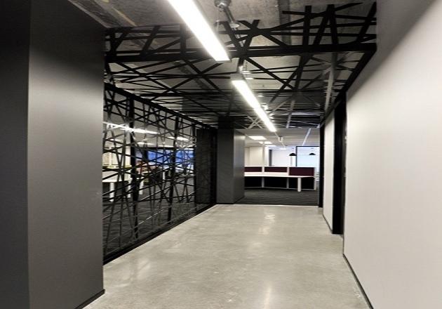 tavan decorativ openspace design arhitectural